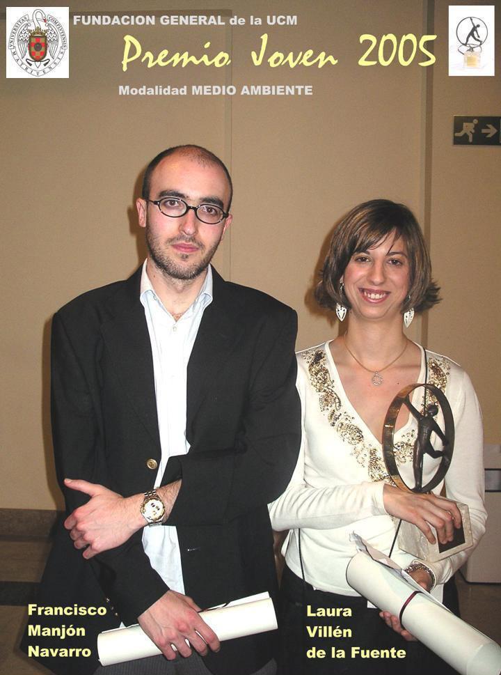 Premio Joven 2005 – Medio Ambiente